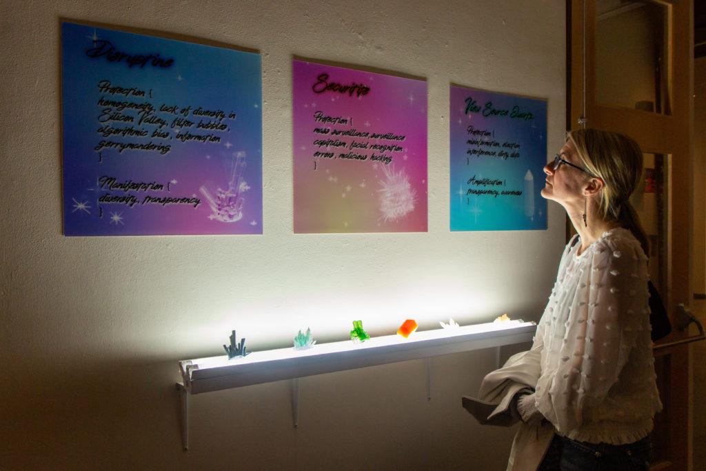 Exhibiting Artist Regan Rosburg