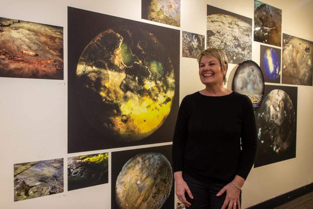 Exhibiting Artist Natascha Seideneck